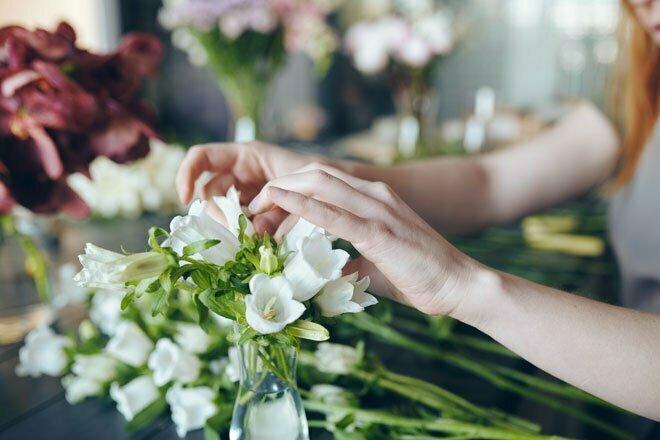 כך תאתרו חנות פרחים ברמת גן, עלי דפנה